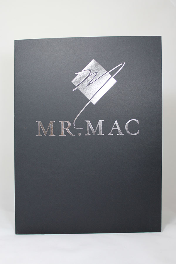 Presentation Folder with Silver Foil Design.jpg