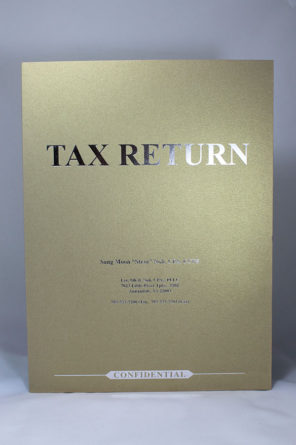 Tax Return 2 Pocket Folder with Silver Foil.jpg