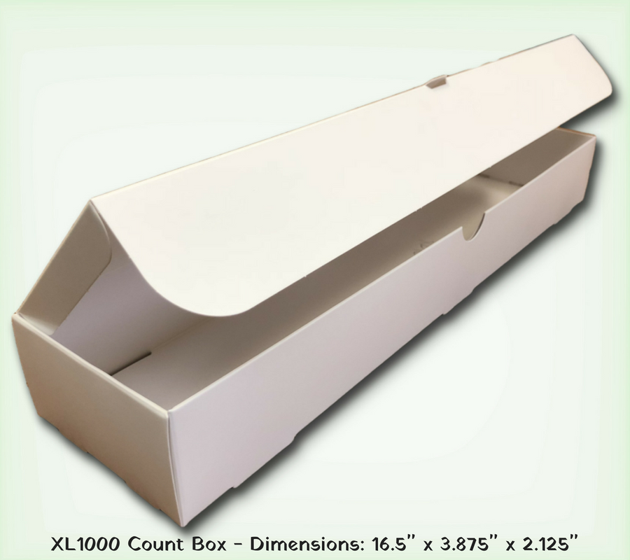 Business card boxes xl 1000 count folders unlimited business card boxes xl 1000 count reheart Image collections